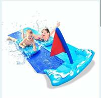 Slides Splash Down Inflatable Water
