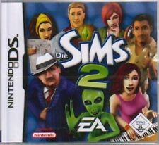 NINTENDO DS 3DS DIE SIMS 2 * Komplett Deutsch *** *Neuwertig
