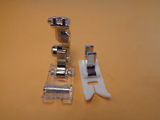 Leather Teflon Roller Feet Foot Bernina 530,700,830,800,801,801S,850,900,930,950