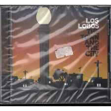 Los Lobos CD The Town And The City / Hollywood Sigillato 0094637083925