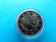 """FINLANDE 2005  Pièce 2 euros commemo  """"   NATIONS UNIES  """"  Neuve sous capsule ♣"""