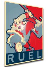 Poster Propaganda - MA0264 Wakfu - Ruel Stroud