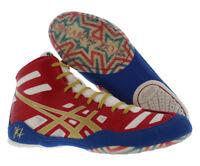 Asics Jb Elite Wrestling Boot Wrestling Men's Shoes Size