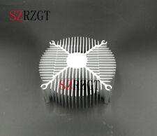 Aluminum Silver HeatSink Cooling for 20W/30W High Power LED Lamp Emitter