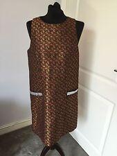 Paisley Sleeveless Dresses Topshop for Women