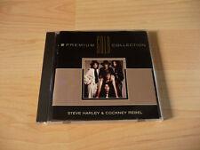 CD Steve Harley & Cockney Rebel - Premium Gold Collection - 1996 - 16 Songs