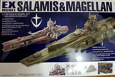 Salamis & Magellan EFSF Jaburo Base - Bandai EX model Kit 1:1700 42601 Gundam UC