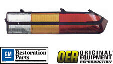 OER 1978 1979 1980 1981 Camaro Z28 Tail Light Lens- RH Passenger Side ***NEW***