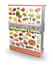 New Listing100 Cookbooks Collection Ebooks Resell Rights