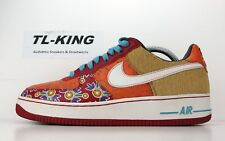 2005 Nike Air Force 1 Low Premium Year of the Dog YOTD 313404 611 sz 9 USED