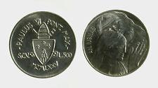 pci5291) Citta del VATICANO 500 LIRE AG 1975 Anno Santo