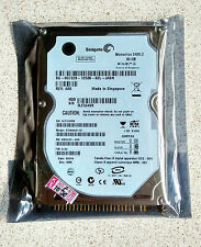 """Seagate Momentus 80GB  5400 RPM 2.5""""  HDD For Laptop Hard Drive"""