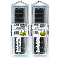 1GB KIT 2 x 512MB HP Compaq ProLiant ML330 G2 ML330e ML350 ML370 Ram Memory