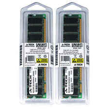 1GB KIT 2 x 512MB HP Compaq ProLiant ML330 G2 ML330e ML350 ML370 Ram Memory