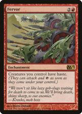 Fervor Magic 2013 / M13 NM Red Rare MAGIC THE GATHERING MTG CARD ABUGames