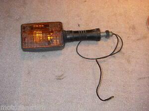 Blinker langer Arm turn signal clignotant YAMAHA DT80LC2