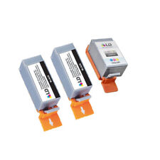 3 BCI-15B BCI15B BCI16C BCI-16 Black & Color Ink Cartridge for Canon Pixma ip90