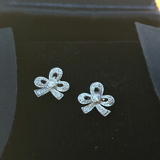 P1 Echter Diamanten-Ohrschmuck mit Butterfly-Verschluss