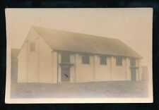 Somerset BRUTON School The new gym 1919 RP PPC