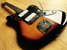 Fender Jazzmaster 1966 réédition Trois Tone Sunburst 2014 MIJ JD-Série Japon