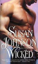 WICKED  by Susan Johnson (1996, Paperback)