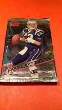 2004 UD Reflections Football HOBBY Pack Roethlisberger Manning Rivers RC Auto?