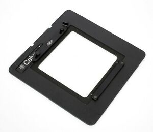 Cambo 4X5 8X10 lensboard adapter to Toyo 110mm boards by SK Grimes
