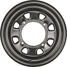 ITP DELTA RIM BLACK 12X7 4+3  POLARIS 4/156