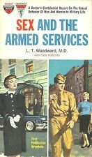 SEX AND THE ARMED SERVICES, L T Woodward - ROBERT SILVERBURG PSEUDONYM