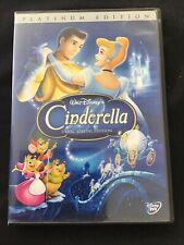 Cinderella (DVD, 2005, 2-Disc Set, Special Edition Platinum Collection)