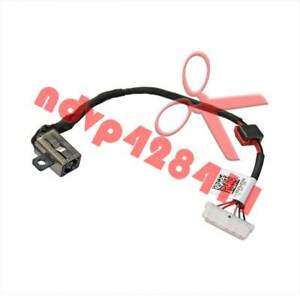 For DC Power Jack Cable Dell Inspiron 14-5455 15-5000 5555 5558 5551 5559 KD4T9
