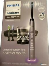 Philips Sonicare DiamondClean Smart 9300 Electric Toothbrush with Bluetooth