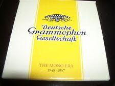 Deutsche Grammophon: The Mono Era 1948-1957 – 51 CD – New