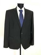 Carl Gross Sakko Jacket Gr.58 Schurwolle 2-Knopf Jackett Top Zustand