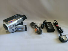 SAMSUNG SCL700 NTSC CAMCORDER ANALOGUE 8MM VIDEO8 TAPE HI8 VIDEO CAMERA E-MEDIA
