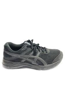 Asics Women's Gel-Venture 7, Black Running Shoes, Size 9M.