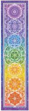 Mandala Art Banner Sticker Chakra