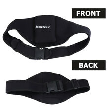 Microphone Transmitter Pouch Microphone Belt Carrier Mic Belt for Fitness