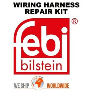 FOR Citroen DS3 FEBI Wiring Harness Repair Kit for thermostat actuation