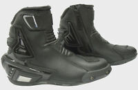 Spada X-Street Short MOTORCYCLE BOOTS Sport Road Black