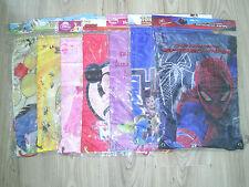 Fabric Drawstring Bags for Boys