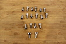 Dcenti DW29 Screw Kit For Inserts For 1 Wheel (18 Screws Total)  18 20 22 24 26