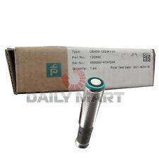 New Pepperl+Fuchs UB400-12GM-I-V1 Analogue Barrel Ultrasonic Proximity Sensor