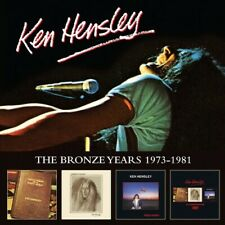 Bronze Years 1973-1981 - Ken Hensley (2019, CD NIEUW)4 DISC SET