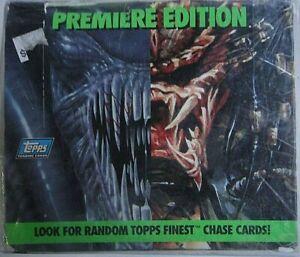 Aliens Predator Universe Trading Card Box 36 Packs (1993 Topps)