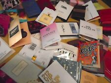 40 muestras de perfume diferentes señoras viales provoc ANGEL BOSS VERSACE 007 COACH