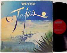 ZZ TOP Tejas LP 1976 London Canada orig w/inner EX