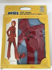 Petite Barbie Clone Fashion Cuddly Corduroy #N9999 Nrfb L.J.N.Toys Mod Era