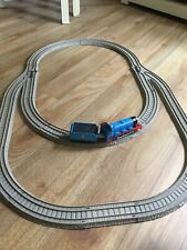 Fisher Price Trackmaster Train Set With Gordon And Truck Battery Operated Thomas
