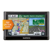 Garmin Nuvi 55LM 5'' GPS Vehicle Navigation System W / FREE Lifetime Map Updates